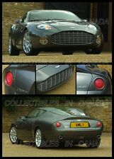 "ASTON MARTIN DB7 VANTAGE ZAGATO CONCEPT CAR = POSTER Only Here 7 SIZES 19"" - 36"""