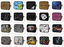 "AMZER 7.75"" Designer Neoprene Sleeve Case For Amazon Kindle Fire 2 HD HDX Trendy"