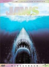 Jaws (DVD, 2000, Anniversary Collector's Edition) BRAND NEW SEALED Fast shipping