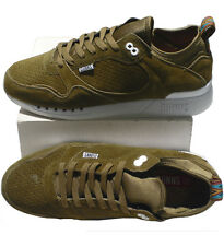 DJINNS Shoes EASY SOC SINGLE SKIN Shoes Trainers Colour olive green green