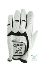6 PACK MEN'S TALON CABRETTA LEATHER GOLF GLOVES MLH FOR RIGHT HANDED GOLFERS