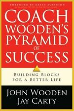 Coach Wooden's Pyramid of Success (Paperback or Softback)