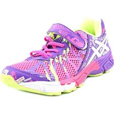 Asics Gel-Noosa Tri 9 PS Youth  Round Toe Synthetic Pink Running Shoe