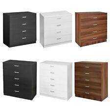 Wooden Chest of Drawers Bedside Tables Cabinet Dressing Table Bedroom Furniture