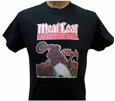 MEAT LOAF ORIGINAL VINTAGE TRANSFER IRON ON T-SHIRT S - 4XL ALL SIZES #132