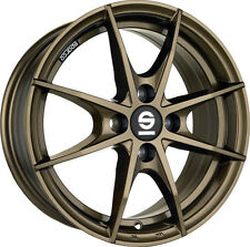ALLOY WHEEL SPARCO TROFEO 4 7x17 ET 47 FORD FIESTA 4x108 GLOSS BRONZE 840