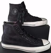 Converse x John Varvatos Chuck Taylor Artisan Stitch Suede Leather BLACK 150209C