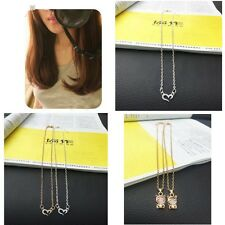 Chain Necklace Gifts Jewelry Choker Pendant Fashion Cute Collar Lovely Women