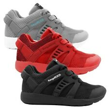 KangaROOS Xcape Shoes Children Trainers 10073 Power Court Lace Coil Run