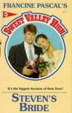 Sweet Valley High: Steven's Bride No. 83 by Francine Pascal (1992, Paperback)