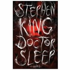 STEPHEN KING hardcover book DOCTOR SLEEP 2013 Sequel to The Shining hcdj NEW!