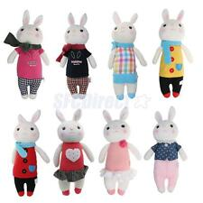 New Cute Toddler Plush Sleeping Toy Soft Bunny Rabbit Doll Kids Birthday Gift