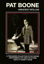 PAT BOONE: GREATEST HITS LIVE NEW DVD