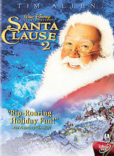 The Santa Clause 2 (DVD, 2003) Tim Allen