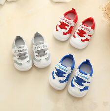 2017 Breathable Infant Shoes Toddler Baby Boy Girl Walking Shoes Sport Casual