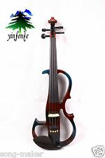 16'' electric Viola Solid wood Powerful Sound reverberation pickup Yinfente