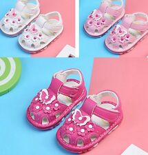 Cute Infant Baby Girl Shoes Fashion Sandals Toddler Girl Walking Shoes Princess