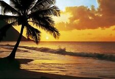 New Pacific Sunset 8 Sheet Giant Wall Mural Giant Wall Mural