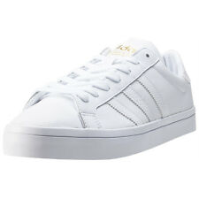 adidas Courtvantage Mens Trainers White White New Shoes