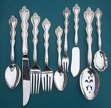 INTERLUDE BuY the Piece International 1971 Silverplate Flatware