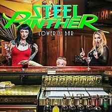 STEEL PANTHER - LOWER THE BAR * NEW CD