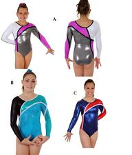 NEW!! Sublime Gymnastics Competition Leotard by Snowflake Designs