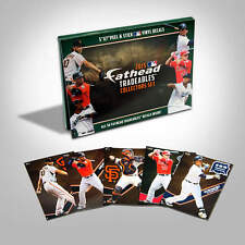 "MLB Superstars Mini FATHEAD Brand New MLB Vinyl Wall Graphic 7"" INCH - Pick One!"
