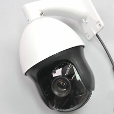 Outdoor AHD TVI CVI 1080P CCTV 18X Optical Zoom PTZ  Security Camera Speed Dome