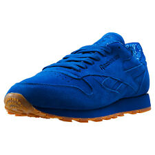 Reebok Classic Bandana Pack Mens Trainers Blue Gum New Shoes