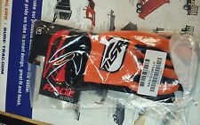 new orng msr racing gloves size large