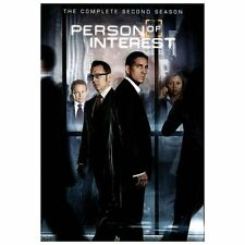 Person of Interest: The Complete Second Series (DVD, 2013, 6-Disc Set)