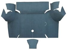 1967-1968 Ford Mustang Coupe Trunk Kit Floor Only Loop Carpet Trunk Mat 2pc