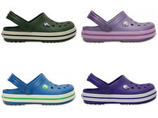 CROCS - CROCBAND Childrens Shoes Clogs Mules Slippers Sandals New Colors