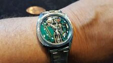 BULOVA ACCUTRON SPACEVIEW 1965 214 Asymmetric Watch Champion Stainless steel ban