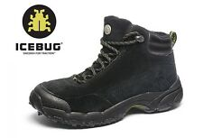 NEW Icebug Helsinki Bugrip Mens 9-13 Studded Winter Ice Snow Boots Cleats Rt$180