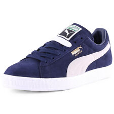 Puma Suede Classic Mens Trainers Peacoat New Shoes