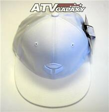 Tag Metals Flexfit Fitted Hat Large / XL White Cap