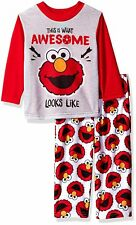 Sesame Street Elmo Boys Pajamas (Toddler) 21SS204ELL