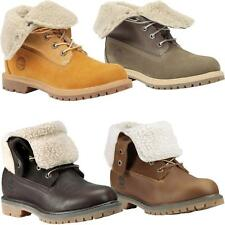 Timberland Authentics Teddy Fleece F. Down Boots Womens Shoes Winter Boots