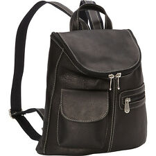 Le Donne Leather Lafayette Classic Backpack 3 Colors Backpack Handbag NEW