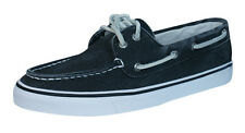 Sperry Bahama Womens Deck / Boat Shoes - Black