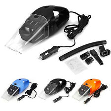 12V Mini Portable Car Vehicle Auto Recharge Wet Dry Handheld Vacuum Cleaner New