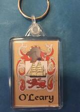 Belohlavek to Benedetti Family Coat of Arms Crest Heraldic KEYRING Key Chain