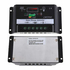 CMTP02 10A/20A/30A PWM 12V/24V Solar Panel Battery Regulator Charger Controller