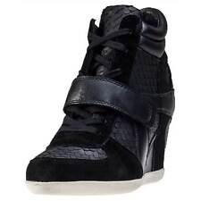 Ash Bowie Softy Womens Wedges Black New Shoes