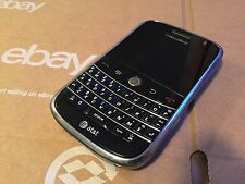 BlackBerry Bold 9000 - (Unlocked/AT&T) - 1GB Black QWERTY Keyboard Smartphone