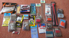 EX-SHOP SEA FISHING GEAR LOADS OF BRANDED TRACES AND TACKLE RRP £50+ #GIFT IDEA#
