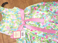 bnwt girls jona michelle floral party dress fantastic quality 3 sizes
