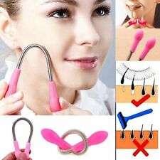 Epilator Epistick Smooth Spring Facial Hairs Threading Hair Removal Remover HOT