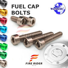 FRW 6Color Fuel Cap Bolts Set For Ducati Monster S4R S4RS All Year 01 02 03 04